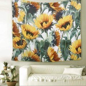 Sunflower Tapestry